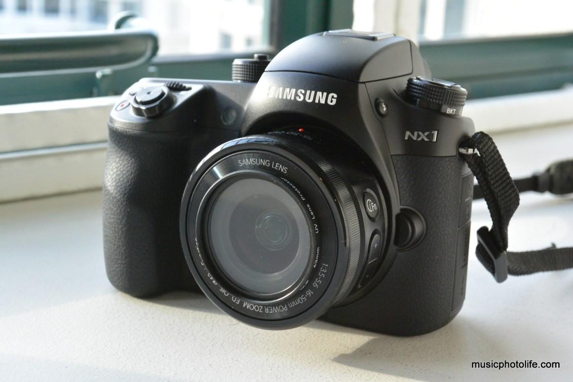 Samsung NX1 review by musicphotolife.com