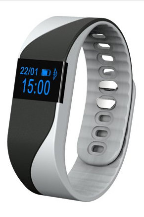 Aiwear M2S Bluetooth Fitness Band by musicphotolife.com