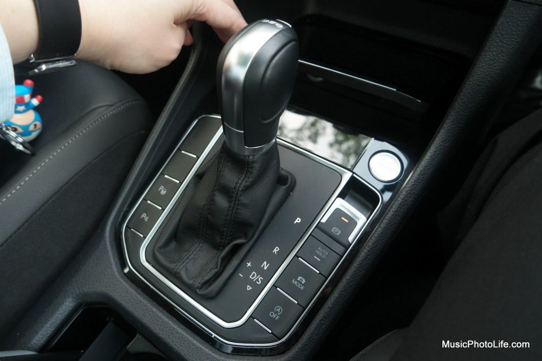 Volkswagen Sportsvan gear stick