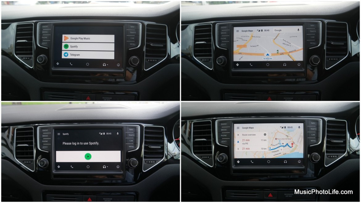 App-Connect Android Auto