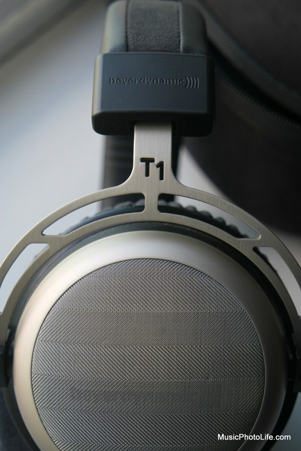 Beyerdynamic T1 2nd Generation side profile