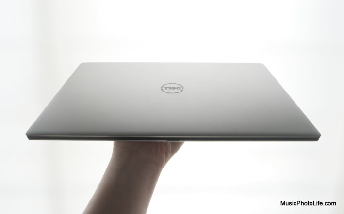 Dell XPS 13 (2016) is 1.29kg light