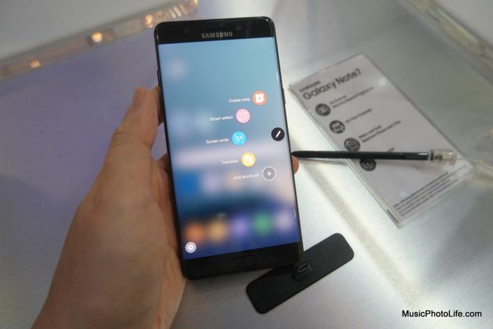 Samsung Galaxy Note7 S Pen