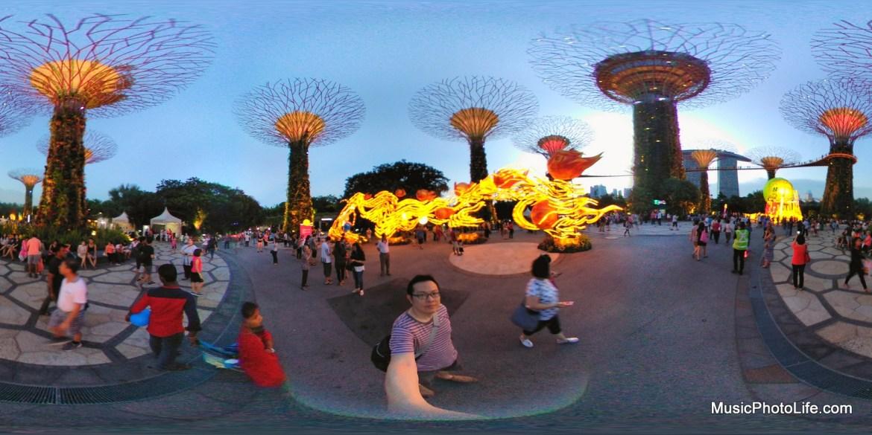LG 360 CAM - full landscape