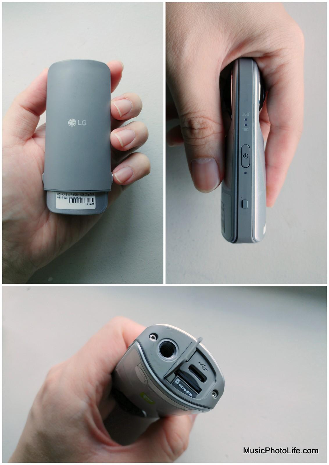 LG360 CAM