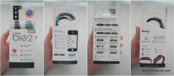 Striiv Fusion Bio 2 packaging