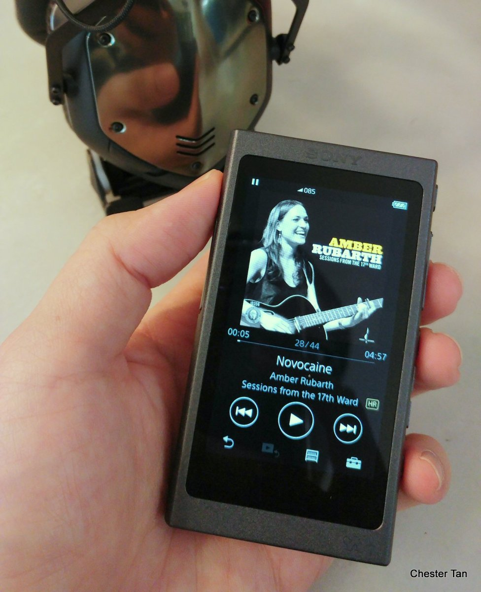 Sony NW-A36HN Review: Digital Music Player Walkman with Hi-Res Audio