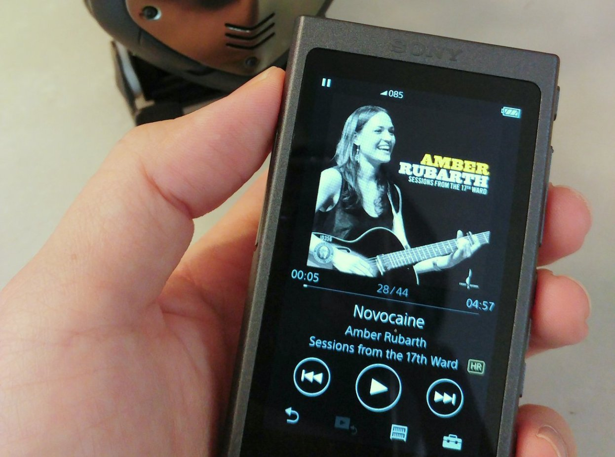Sony NW-A36HN Review: Digital Music Player Walkman with Hi