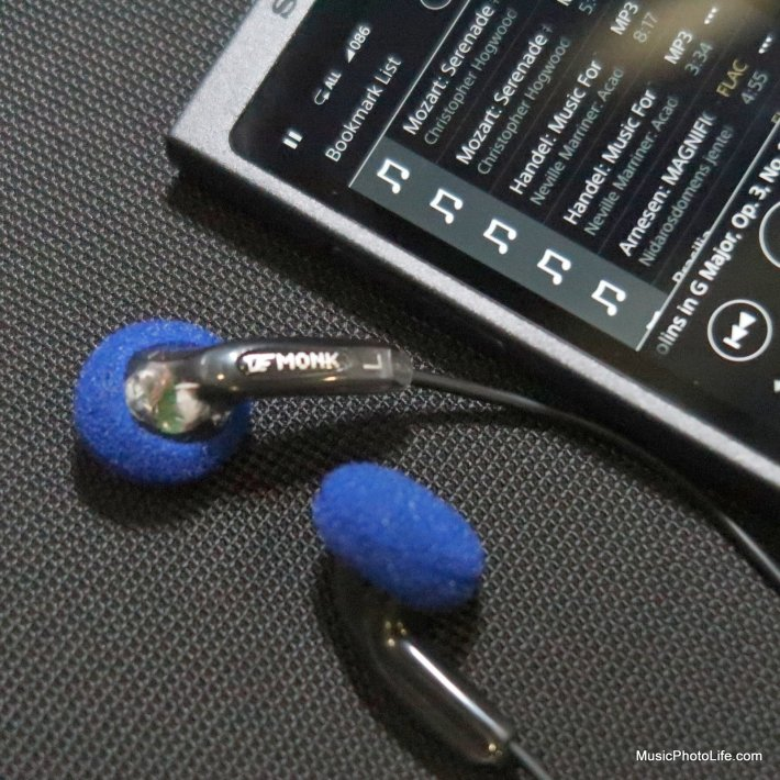 VE Monk Plus earphones - review by musicphotolife.com