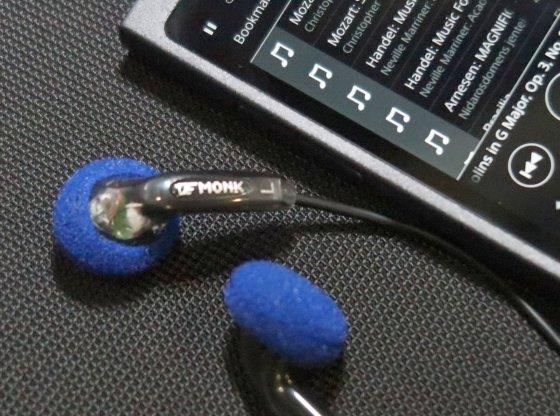 VE Monk Plus earphones - review by musicphotolife.com