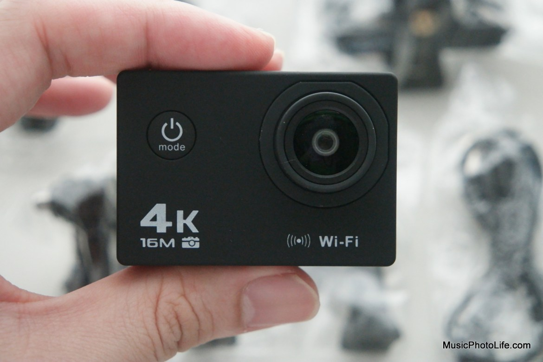XDC V3 Sports Camera front view