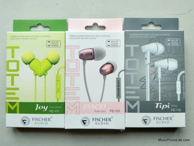 Fischer Audio Totem Paco Tipi Joy review by musicphotolife.com