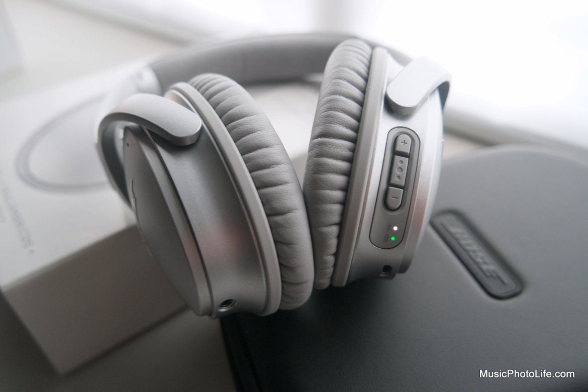 Bose QC35 review by musicphotolife.com