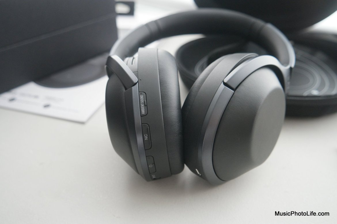 Sony MDR-1000X review by musicphotolife.com