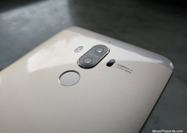 Huawei Mate 9 review by musicphotolife.com