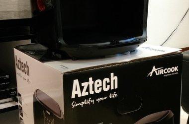 Aztech Aircook air fryer review