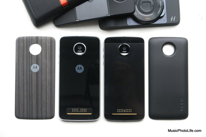 Moto Z and Moto Z Play review by musicphotolife.com