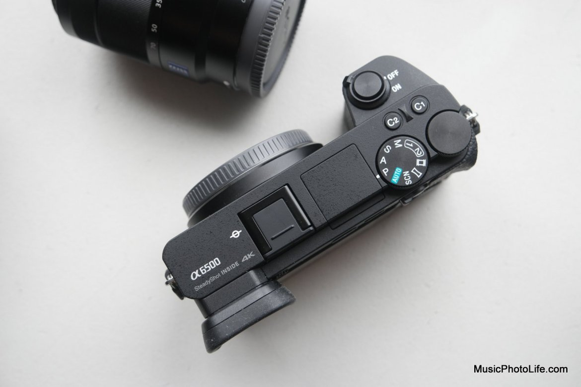 Sony a6500 review by musicphotolife.com