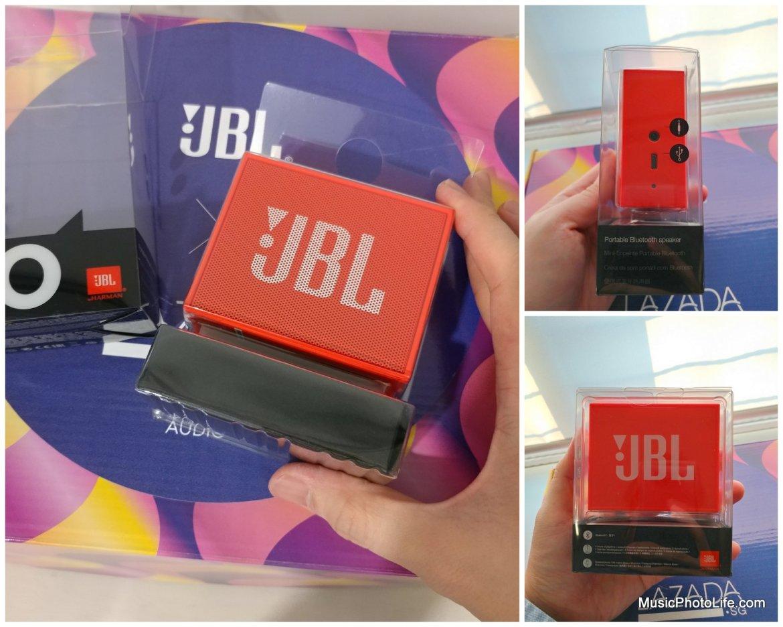 JBL Go Speaker review by musicphotolife.com