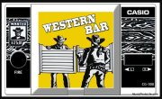 Western Bar Casio Handheld Game 1984, Now on Android