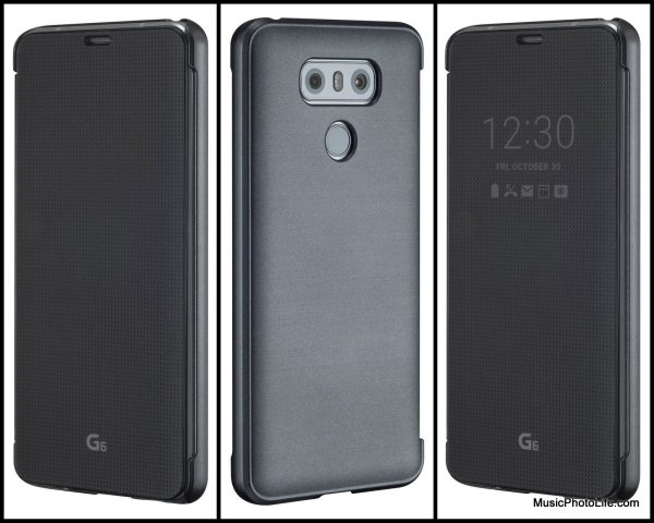 LGG6 flip case worth S$58
