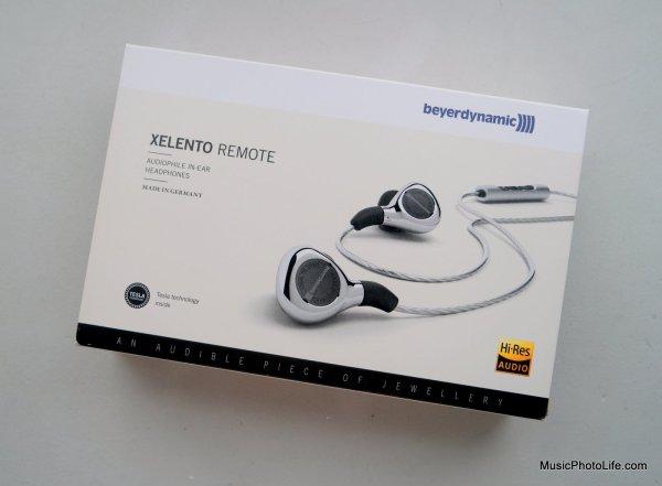 beyerdynamic Xelento Remote review by musicphotolife.com