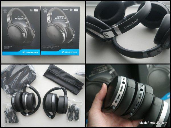 Sennheiser HD 4.40 vs. HD 4.50 wireless headphones