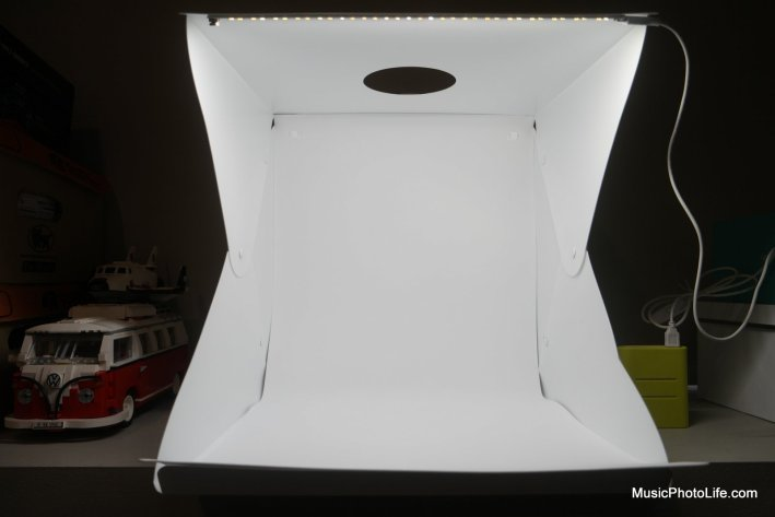 Whitebox Lightbox review by musicphotolife.com
