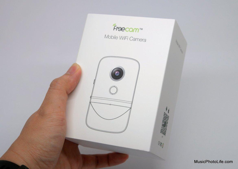Freecam C330A Mobile WiFi Camera review by musicphotolife.com