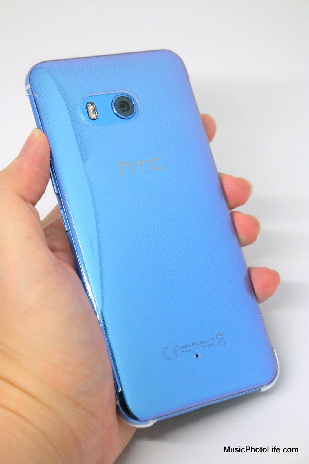 HTC U11 review by musicphotolife.com