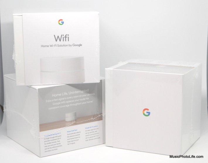 Google Wifi home mesh system review by musicphotolife.com