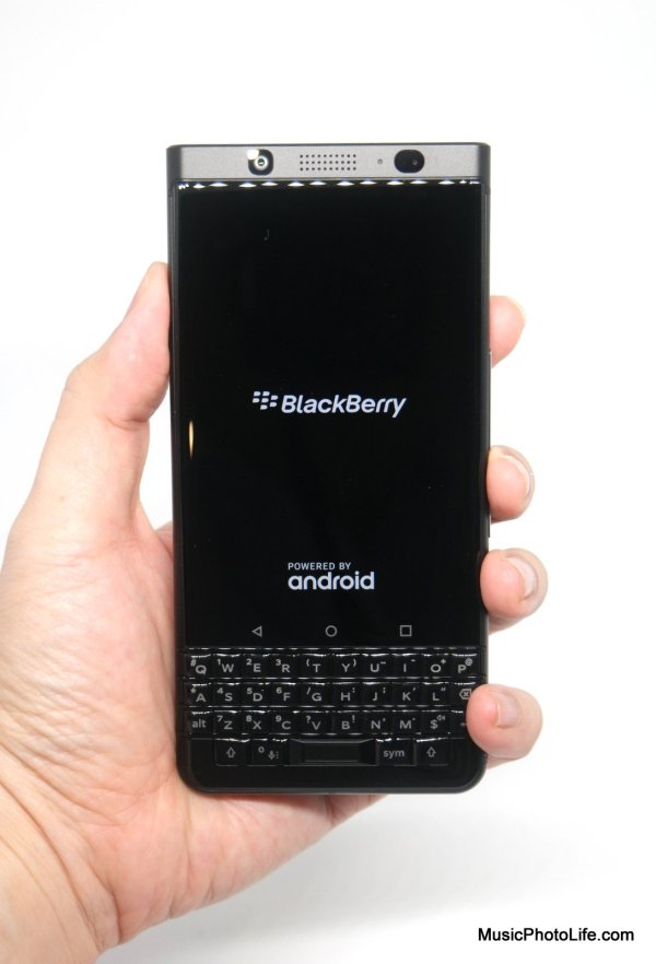 BlackBerry KEYone Black Edition review by Chester Tan musicphotolife.com
