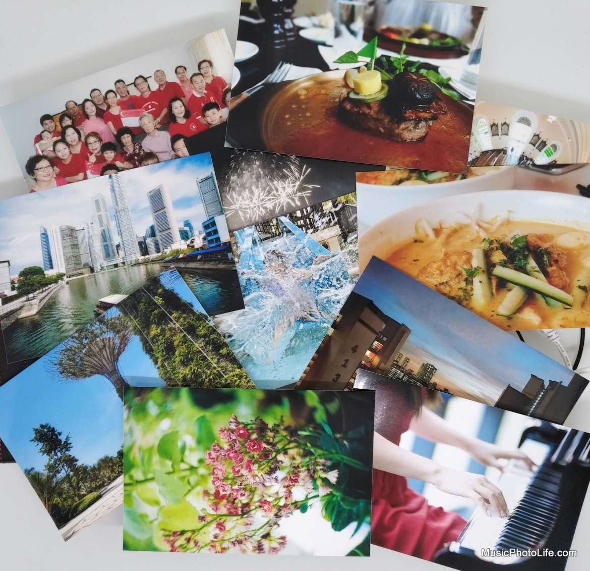 Canon SELPHY CP1300 prints