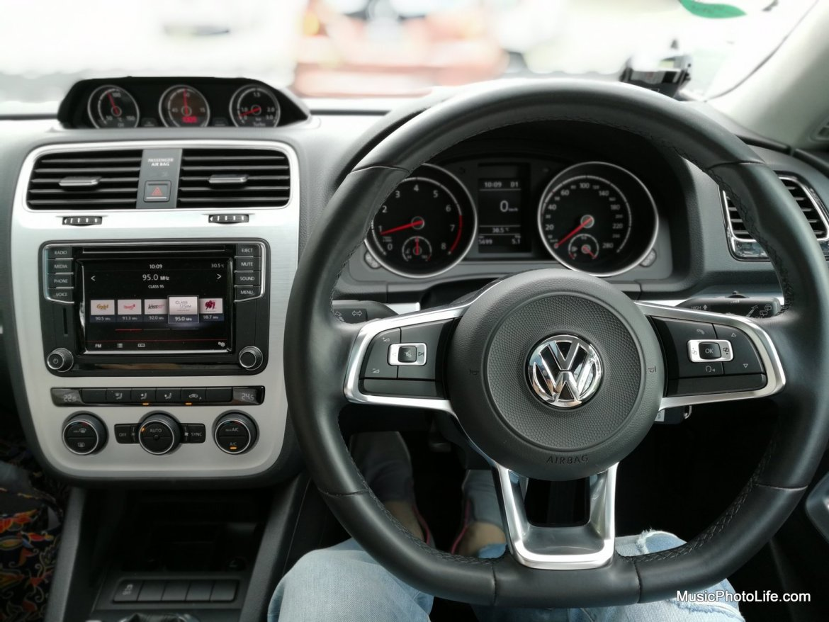 Volkswagen Scirocco 1.4 TSI review by Chester Tan musicphotolife.com