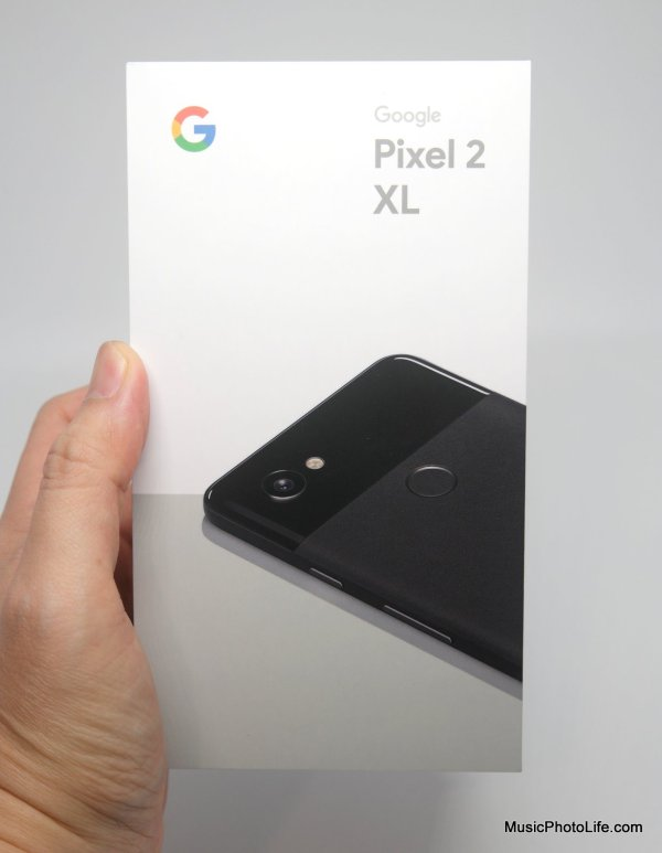 Google Pixel 2 XL review by Chester Tan musicphotolife.com