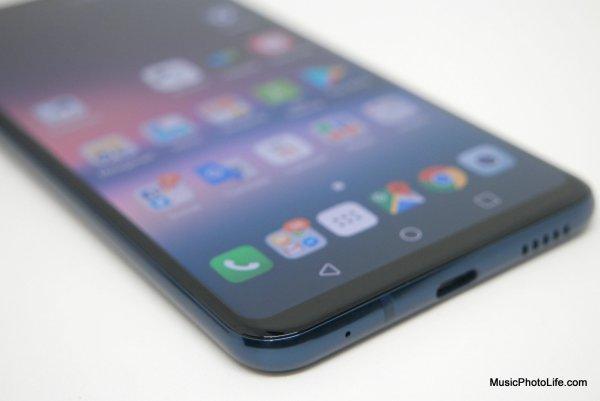 LG V30+ detail view