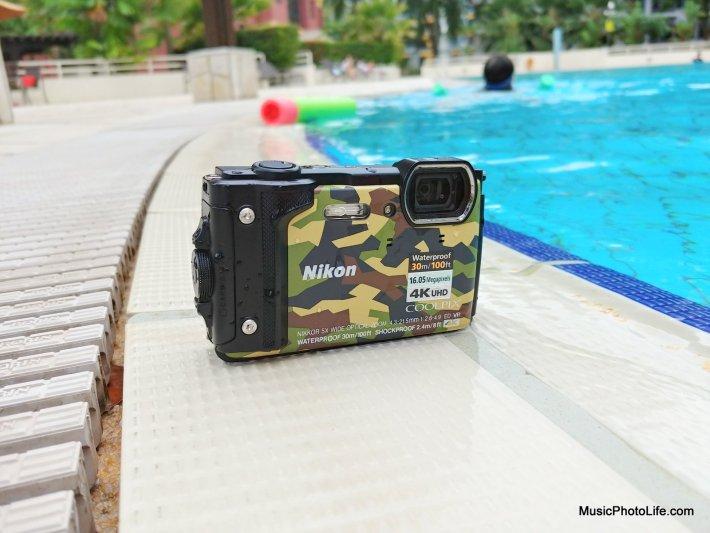 Nikon COOLPIX W300 review by Singapore tech reviewer blogger Chester Tan musicphotolife.com