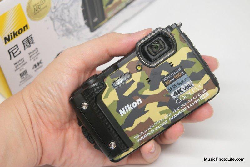 Nikon COOLPIX W300 review