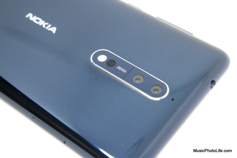 Nokia 8 review by Chester Tan musicphotolife.com