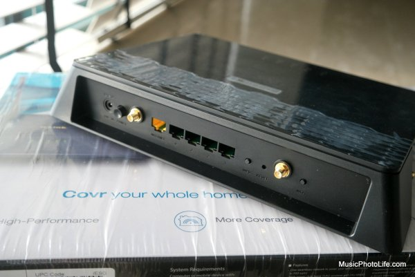 D-Link COVR main router close-up