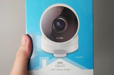 D-Link DCS-8100LH Wi-Fi Camera review by musicphotolife.com