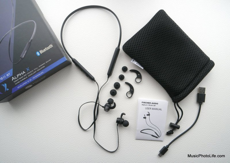 Fischer Audio Alpha X FE-611BT unboxing
