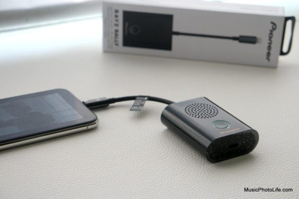 Pioneer Rayz Rally review by musicphotolife.com