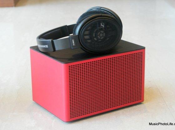 Geneva Lab Acustica/Lounge Bluetooth Speaker review by musicphotolife.com