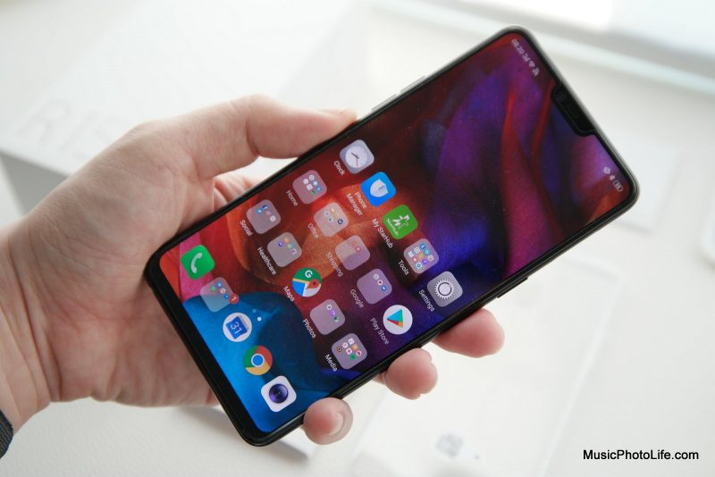 OPPO R15 review by Chester Tan musicphotolife.com