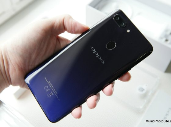 OPPO R15 Pro review by musicphotolife.com
