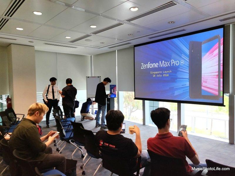 ASUS Zenfone Max Pro M1 Launch 18 Jul 2018 Singapore