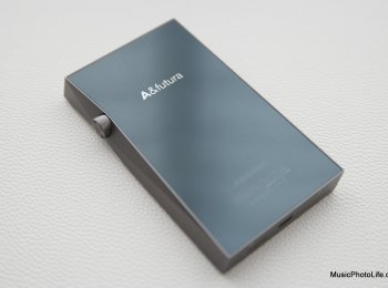 Astell&Kern A&futura SE100 review by musicphotolife.com