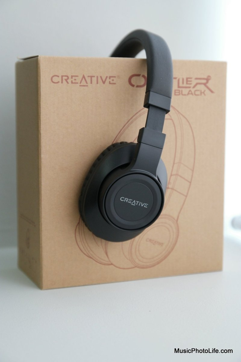 Creative Outlier Black Review: Best Value Over-Ear Wireless Headphones
