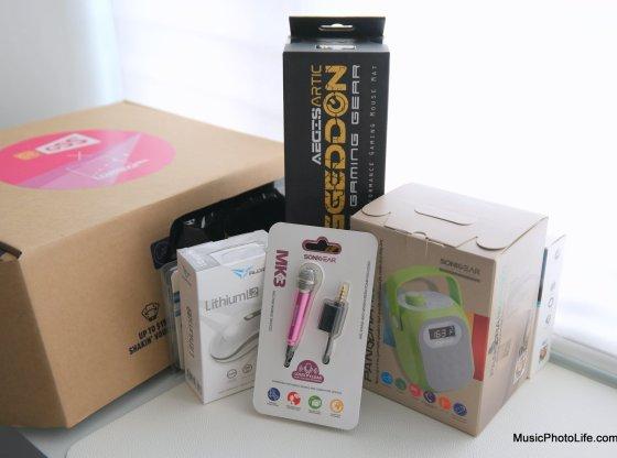 Lazada X Leapfrog IT Accessories Surprise Box: Great Singapore Sale 2018